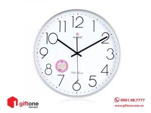 Quà tặng đồng hồ treo tường giá rẻ
