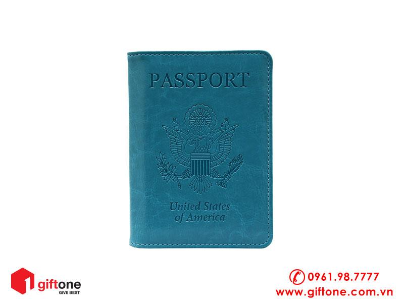 Quà tặng ví passport giá rẻ