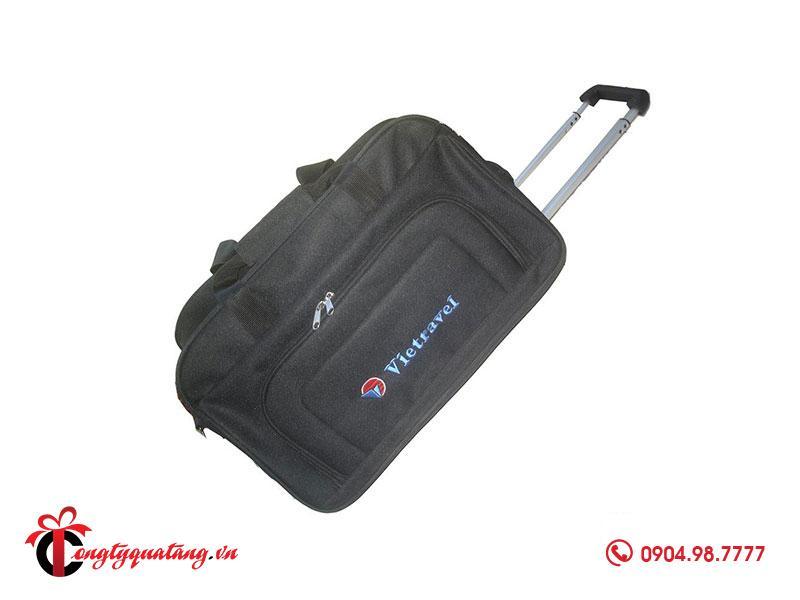 Túi xách du lịch in logo