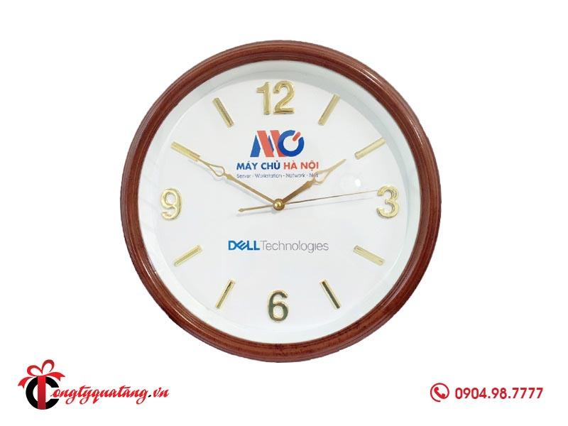 In logo đồng hồ