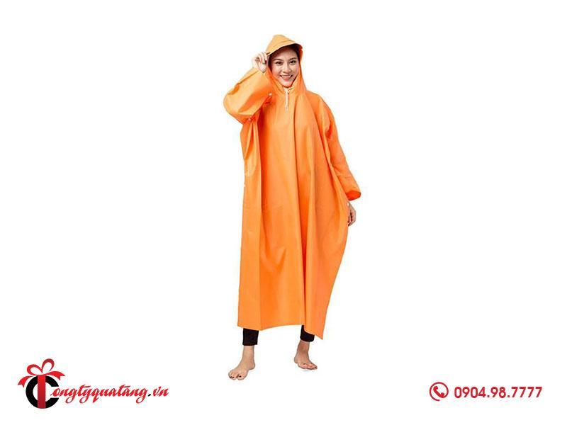 áo mưa bit vải dù siêu nhẹ