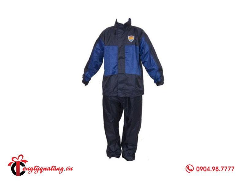 áo mưa bộ vải siêu bền