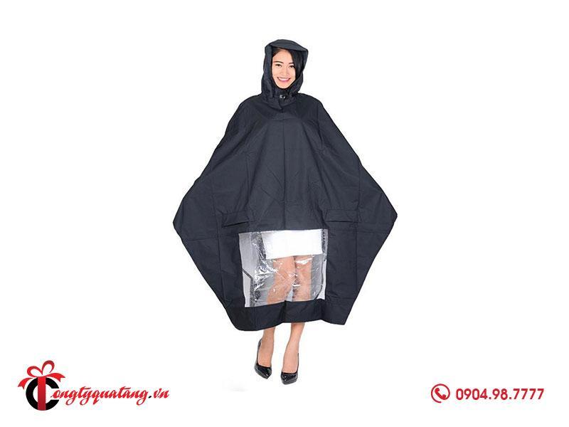 áo mưa cánh dơi bóng kính