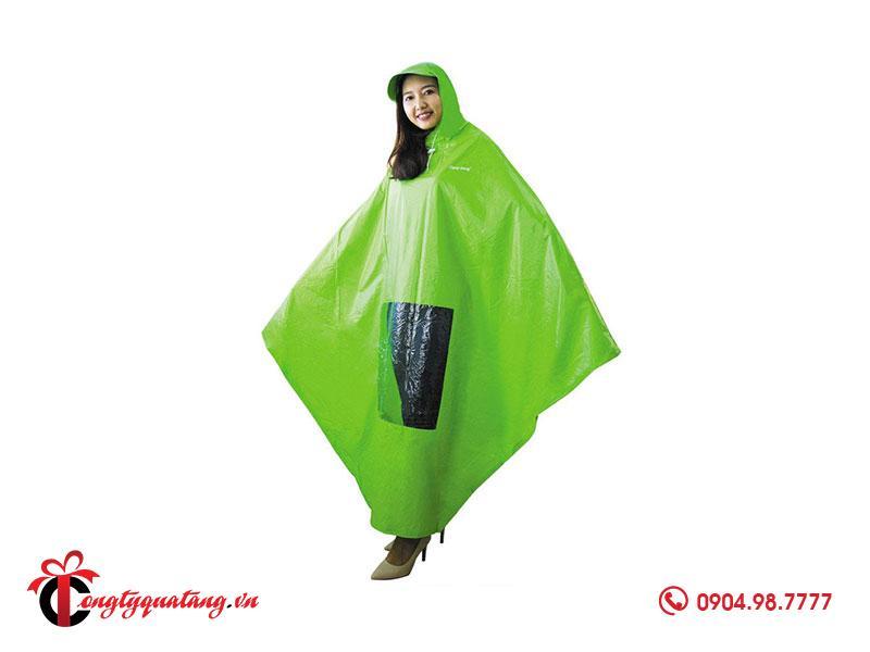 áo mưa cánh dơi nhựa rạng đông