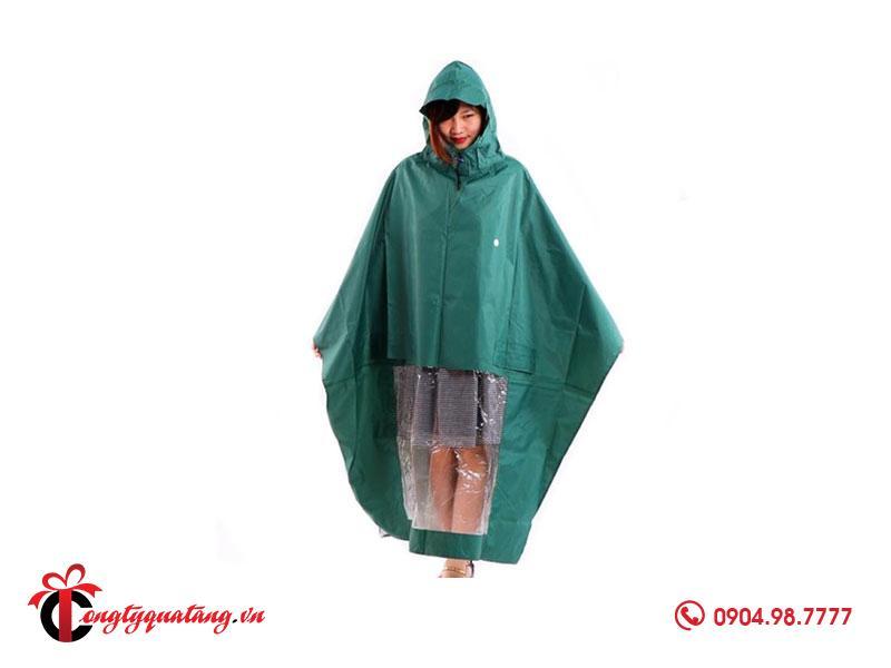 áo mưa cánh dơi vải dù siêu nhẹ