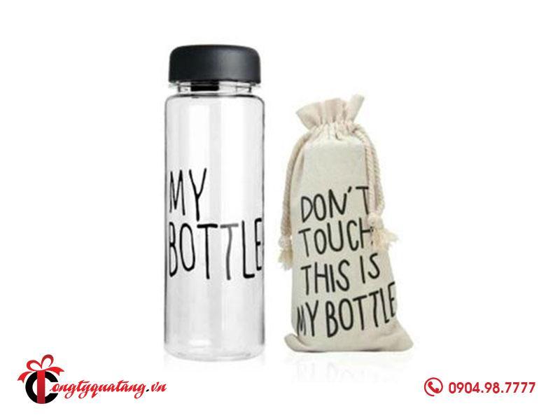 quà tặng bình nước nhựa giá rẻ