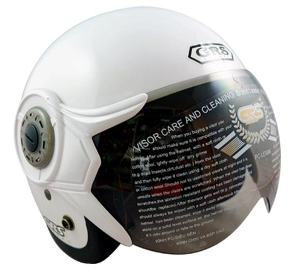 quà tặng mũ bảo hiểm có kính chắn gió