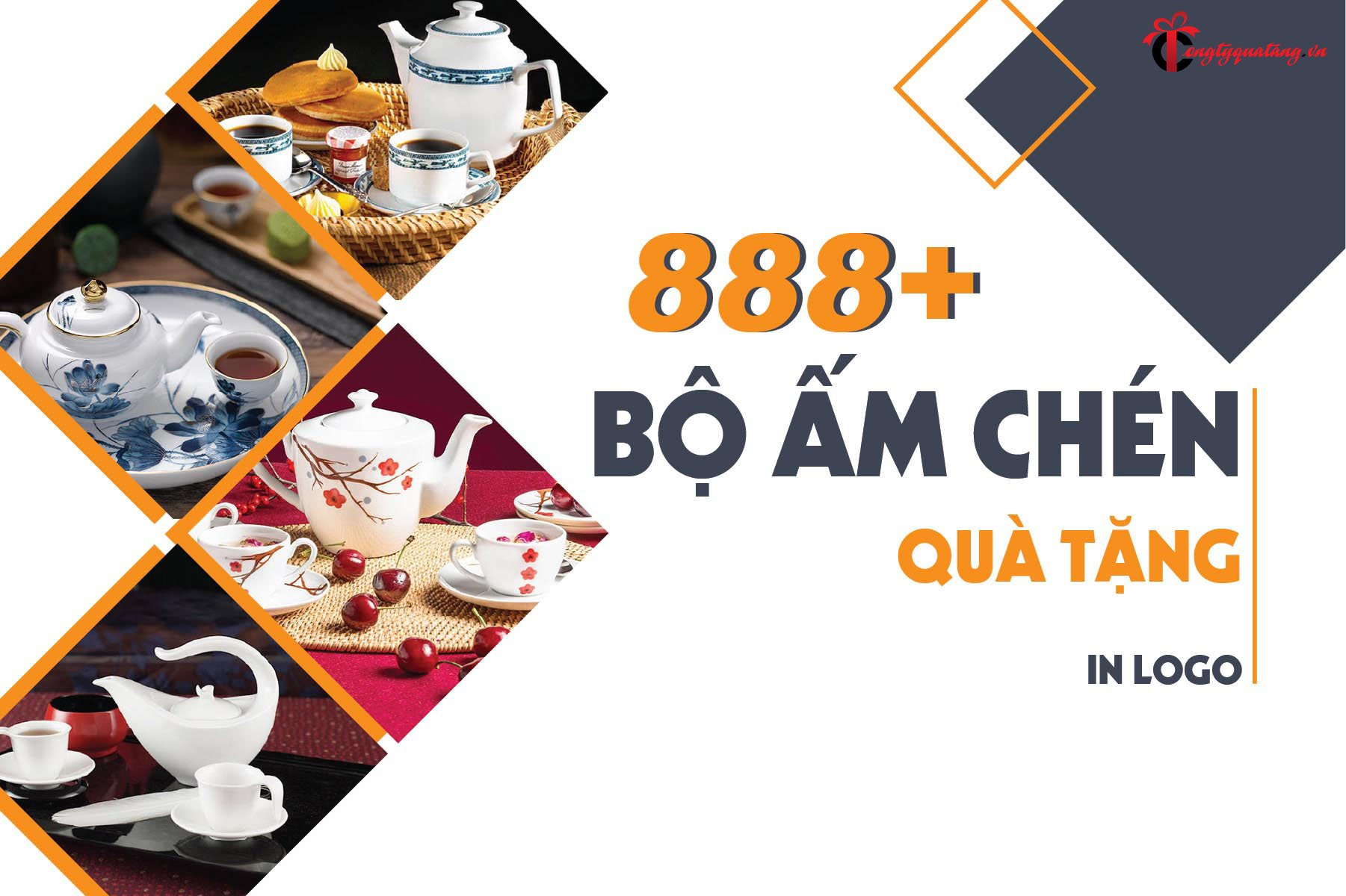 888+ mẫu ấm chén quà tặng in logo